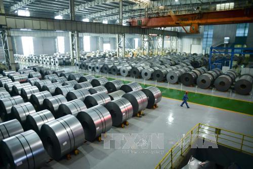 4 doanh nghiệp Việt muốn kiểm soát chặt thép mạ nhập khẩu